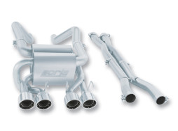 Borla Touring Cat-Back C6 Z06 ZR1 Exhaust 140192 Full System