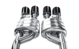Akrapovic Axle Back Exhaust For C6  Z06 And ZR1 M-COSS1 Full System Photo