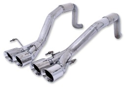 Billy Boat Bullet Exhaust for 2009+ C6 Corvette FCOR-0515 Full System Photo