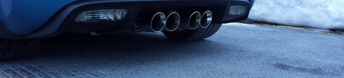 CORVETTE EXHAUST SYSTEMS Header