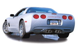 C5 Exhaust Systems