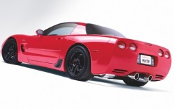 C5 Z06 Exhaust Systems