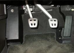 Mild2Wild Exhaust Control Foot Switch for 2009+ C6 Corvette OSM2W