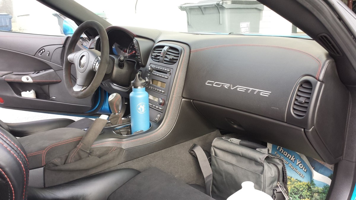 2012 Z06 Centennial Edition Interior In A 2008